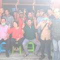 Blusukan Ke Pasar Sekadau, Rupinus Diskusi Dengan Masyarakat Terkait Pembangunan Kedepannya