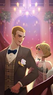 Davis takes Elizabeth to a fancy jazz event