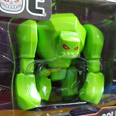 Stikbot Mega Monster, Gigantus green hulk