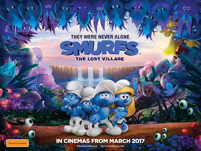 Download Smurfs: The Lost Village (2017) BluRay 720p Subtitle Indonesia