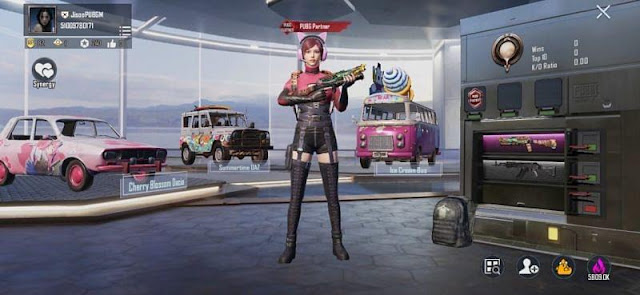 Latest News: Blackpink (Jennie, Jisoo, Rose, and Lisa) Collaboration with PUBG Mobile, IDs Revealed.