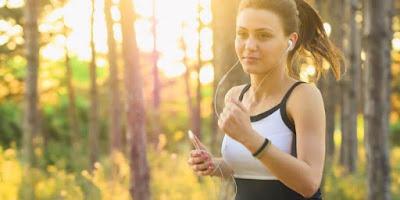 Running, Vitamin D