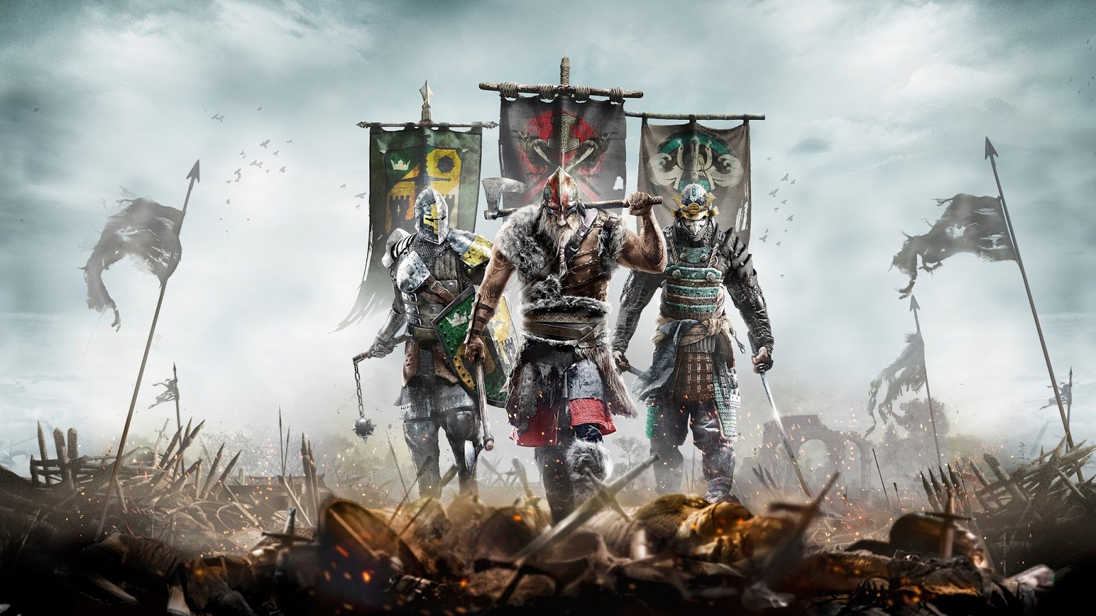 مراجعة  For Honor