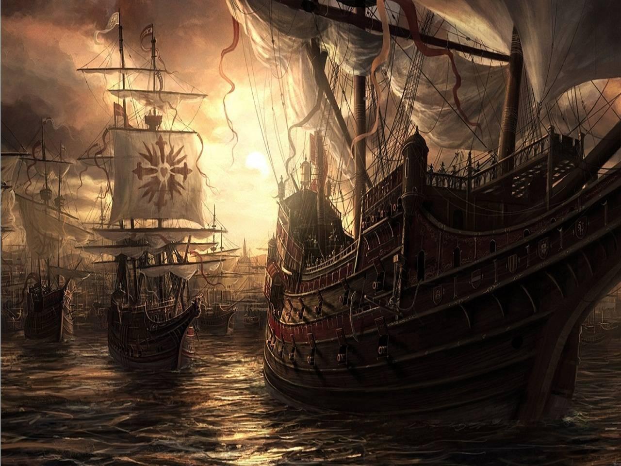 barcos antiguos wallpaper - photo #4