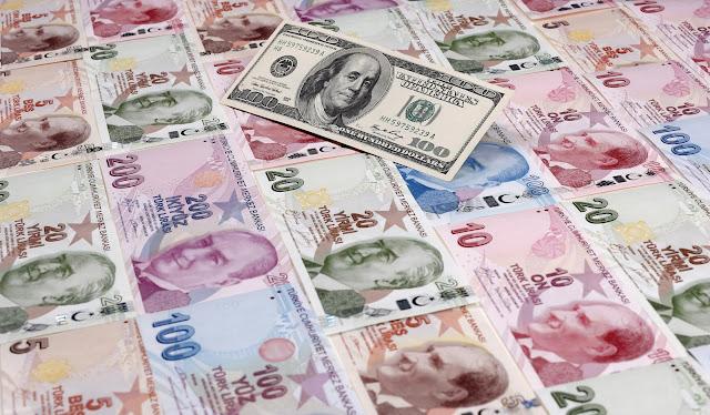 Dólar e Euro podem ser usados na Turquia