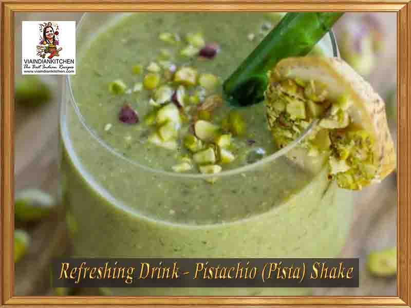 viaindiankitchen-refreshing-drinks-pistachio-pista-shake
