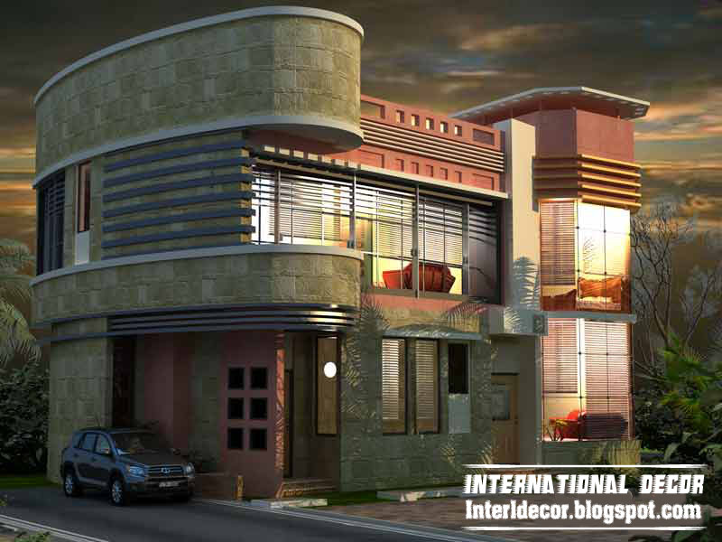 Home Interior Catalog 2018 International Villa Designs Ideas, Modern Villas Designs