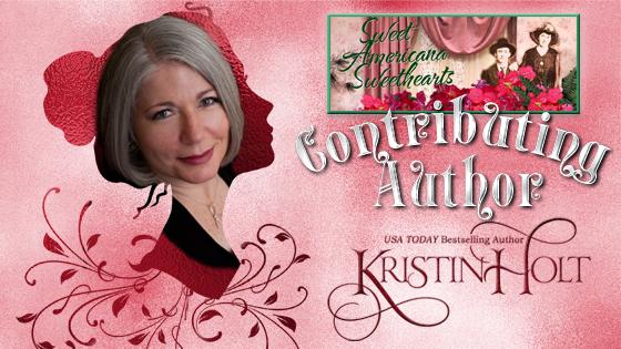 Kristin Holt | Contributing Author to Sweet Americana Sweethearts, Kristin Holt, USA Today Bestselling Author.