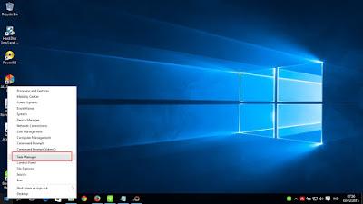 Mempercepat Booting Windows 10