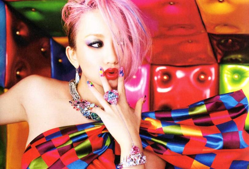 Album review: Kumi Koda (倖田 來未) - Color the Cover | Random J Pop