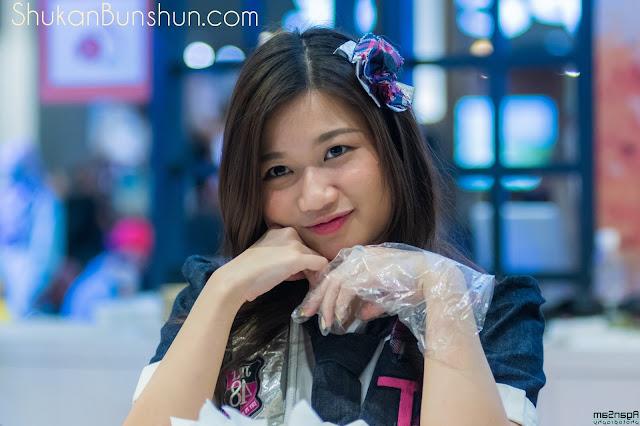 Sonia Natalia JKT48 Graduate Keluar