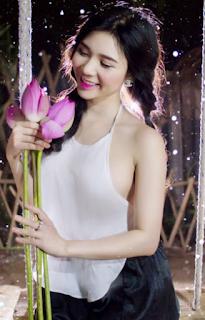 Hotgirl Thanh Bi bikini lộ núm-Thanh Bi kem xôi lộ hàng(Lại Thanh) xinhgai.biz