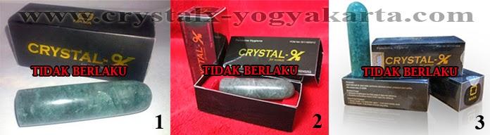 Crystal X Palsu