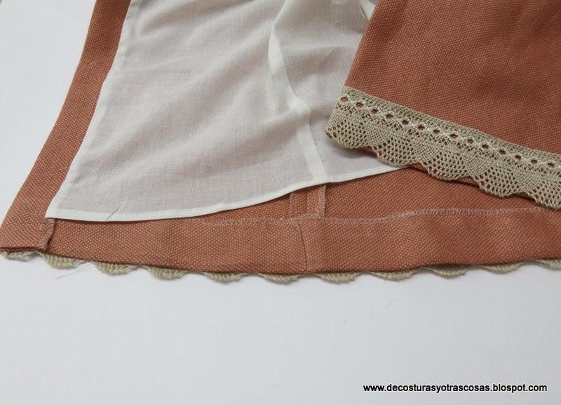 como-coser-puntilla-en-vestido