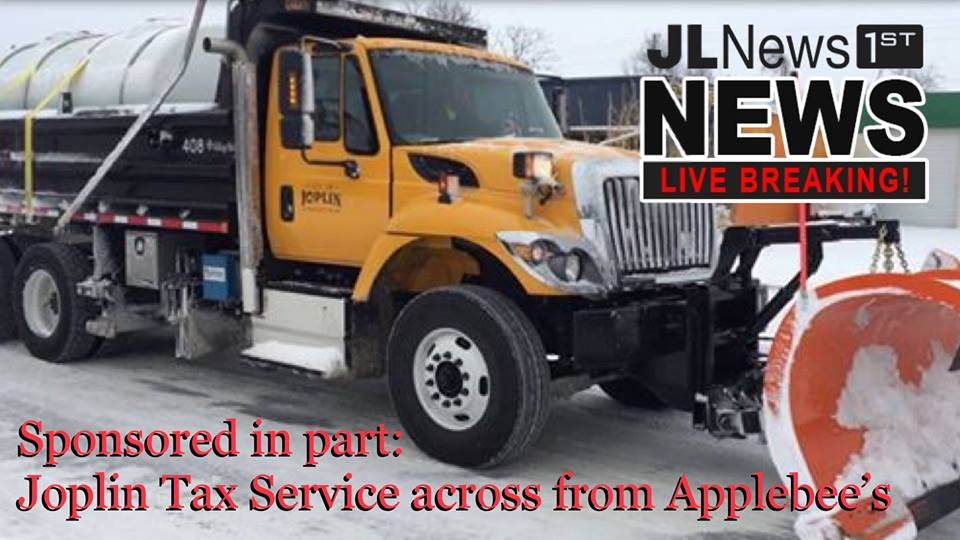 Joplin News First: JPD ENDS EMERGENCY ROAD CONDITIONS: ROADS/WEATHER ...