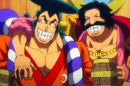 Anime One Piece episode 967 Subtitle Indonesia