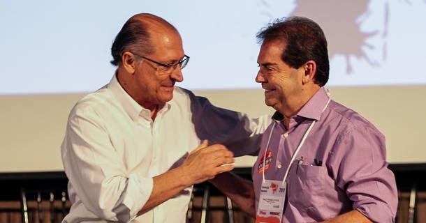 Resultado de imagem para Alckmin agora diz ser favorável a 'alternativa' ao imposto sindical