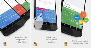 Chrooma Keyboard PRO 4.6 (Full) Emoji APK