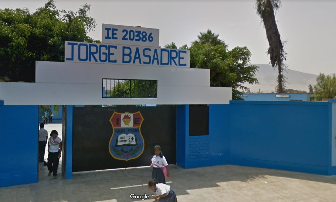 Colegio 20386 JORGE BASADRE - Aucallama