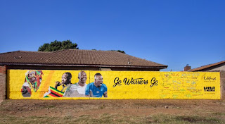 Zimbabwe Afcon News Caligragraph Pic
