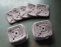 WIP-It Wednesday: The Tetris Blanket - Crazy Crochetin' Mama #crochet #geekcrochet #tetris