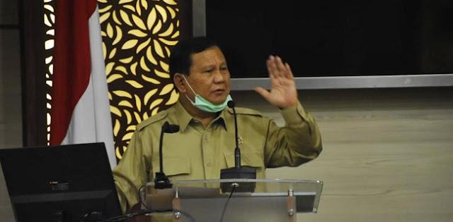 Prabowo Subianto: Seorang Pemimpin Harus Cerdas Dan Berani Ambil Keputusan!