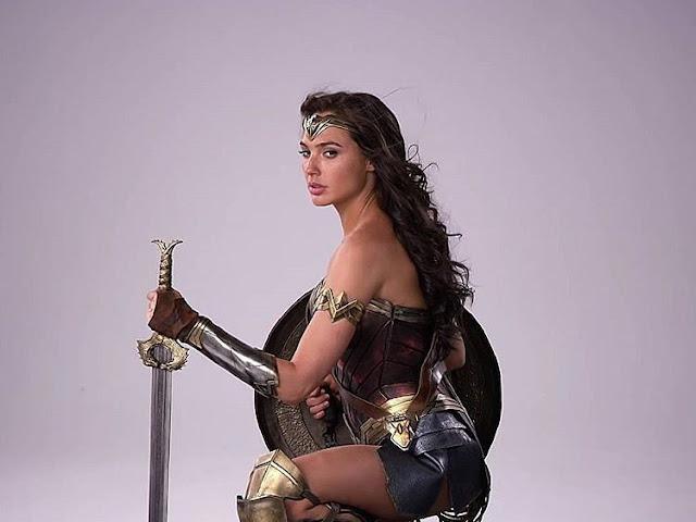Wonder Women The Hero of Justice