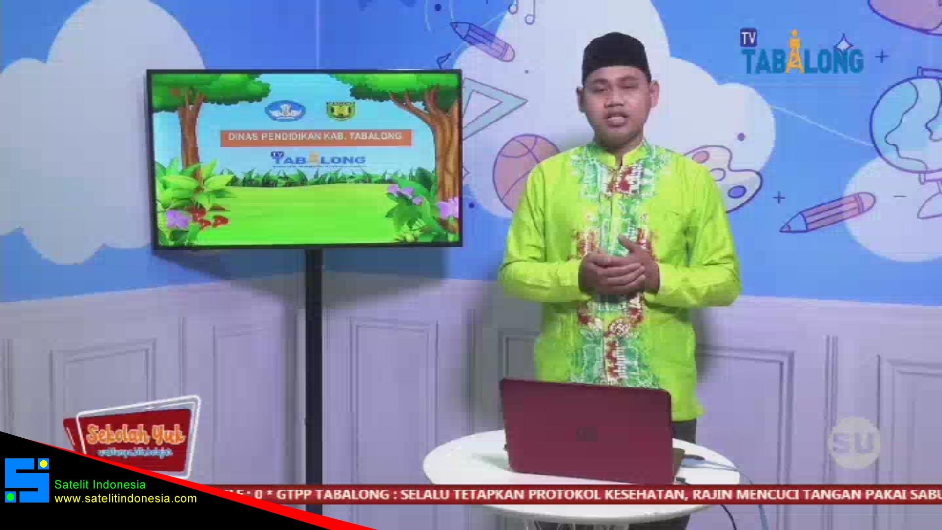 Frekuensi siaran TV Tabalong di satelit Telkom 4 Terbaru