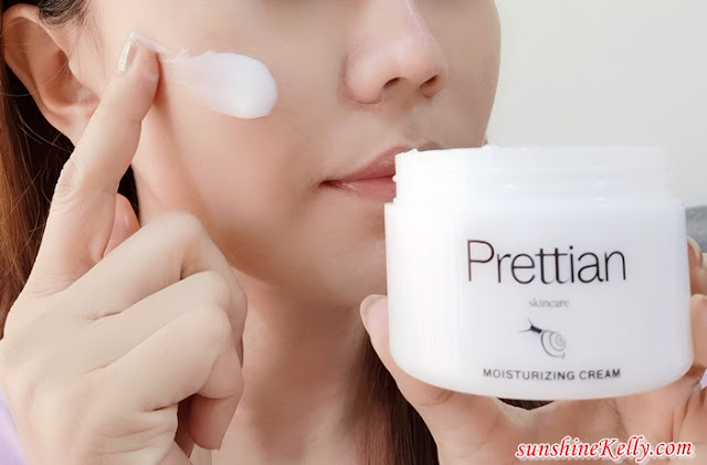 Prettian, Skincare Review, Prettian Triple Oil Cleanser, Silky Brightening Cream, Beauty Review, Beauty