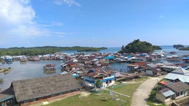 Mengunjungi Kampung Terapung, Sowek