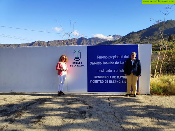 El Cabildo adjudica la redacción del proyecto de la Residencia y Centro de Estancia Diurna en Los Llanos
