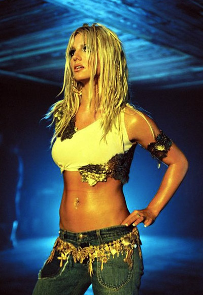 Britney Spears Britney Spears Body-7243