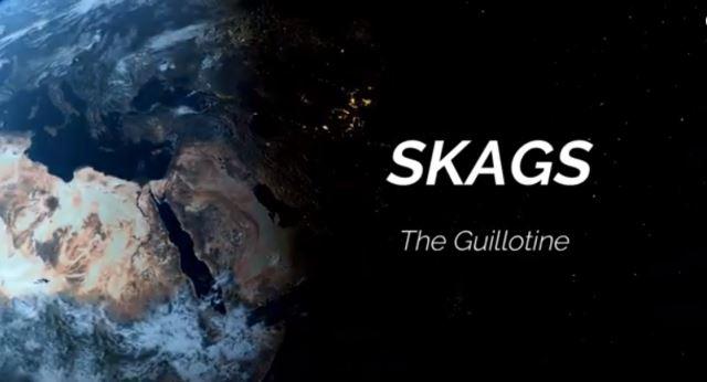 "SKAGS: Video για το νέο τους single ""The Guillotine"""