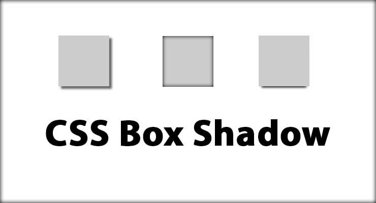 Menerapkan Efek Pada Sebuah Element Dengan Box Shadow
