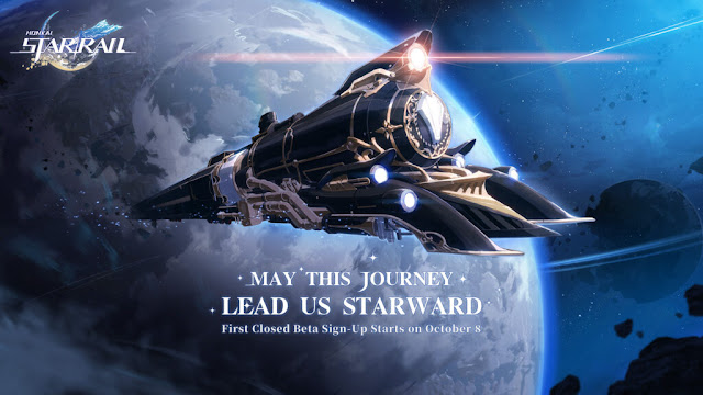 miHoYo revela un nuevo videojuego titulado Honkai: Star Rail