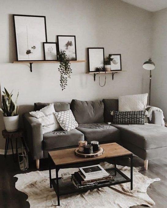 Desain Ruang Tamu Sederhana Minimalis Terbaru