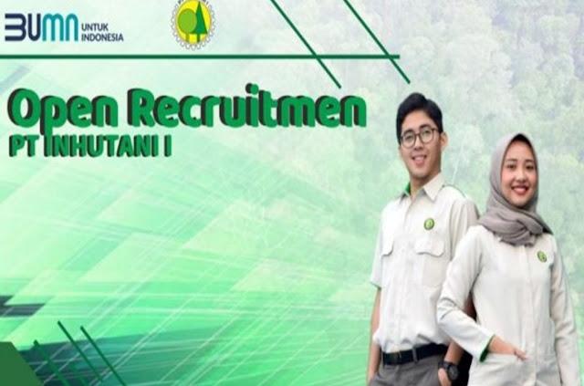 Ayo Bergabung Bersama BUMN PT Inhutani I, Simak Syarat dan Tata Cara Pendaftarannya
