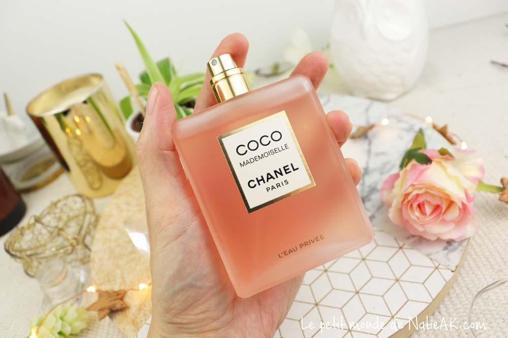 Coco Mademoiselle eau privée parfum