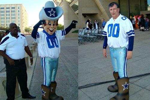 Beautiful Halloween Costumes Dallas Cowboys
