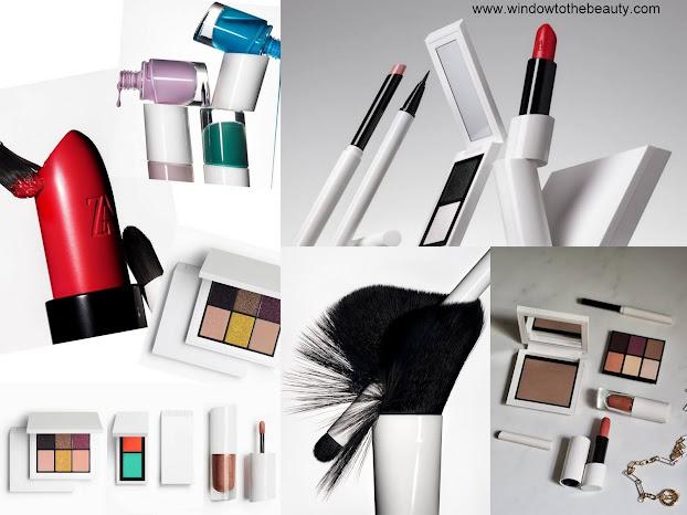 makeup from zara