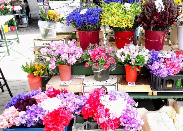 Go to Central Market in Riga