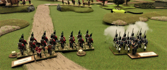 Sharp Practice British and Portuguese Line Infantry