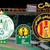 لقاء الترجي الرياضي التونسي و الرجاء البيضاوي المغربي