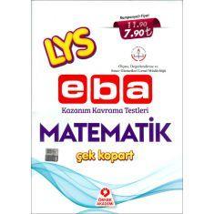 Örnek Akademi LYS EBA Matematik Çok Kopart Kazanım Kavrama Testleri