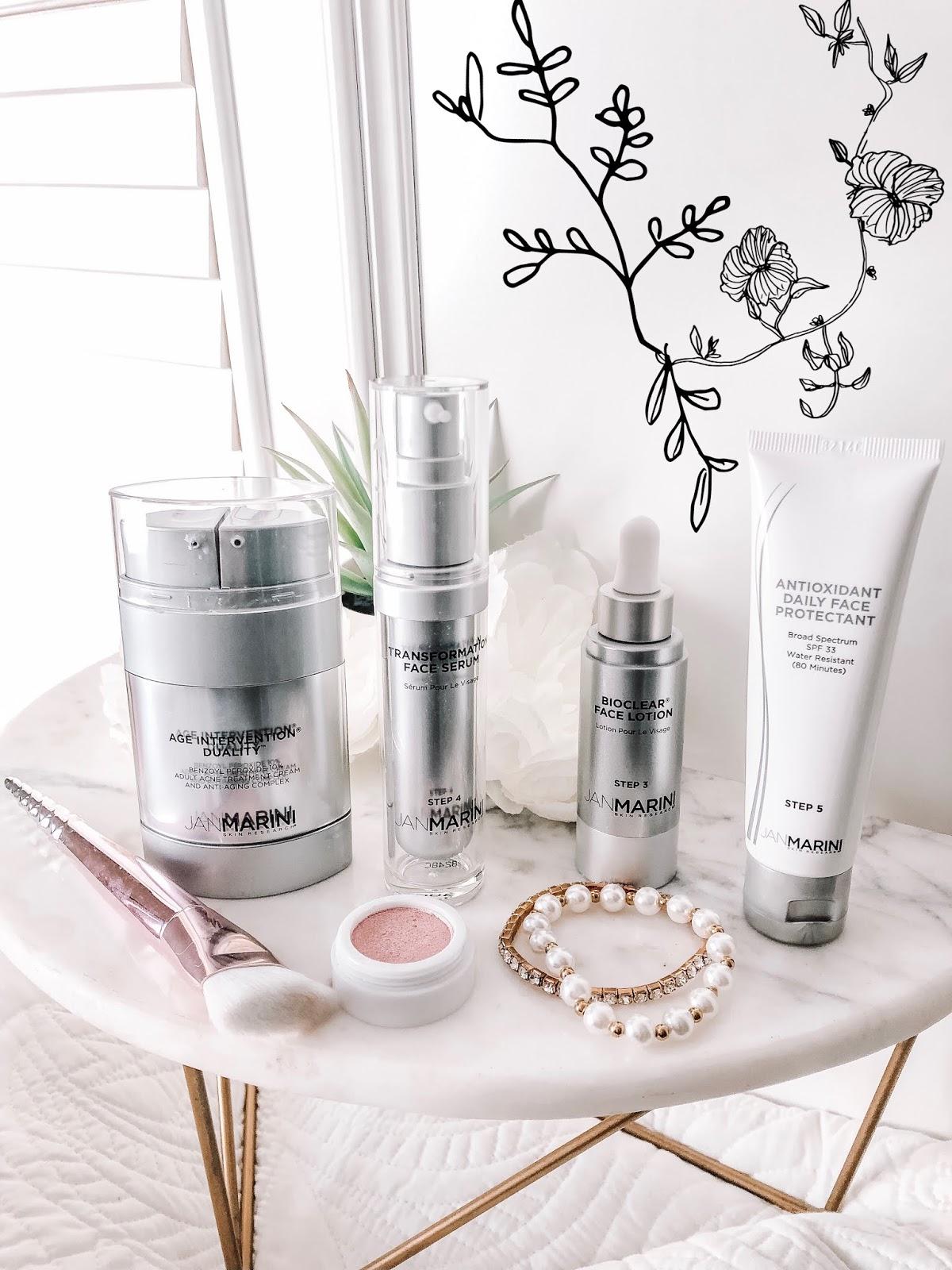 Jan Marini Skincare Routine