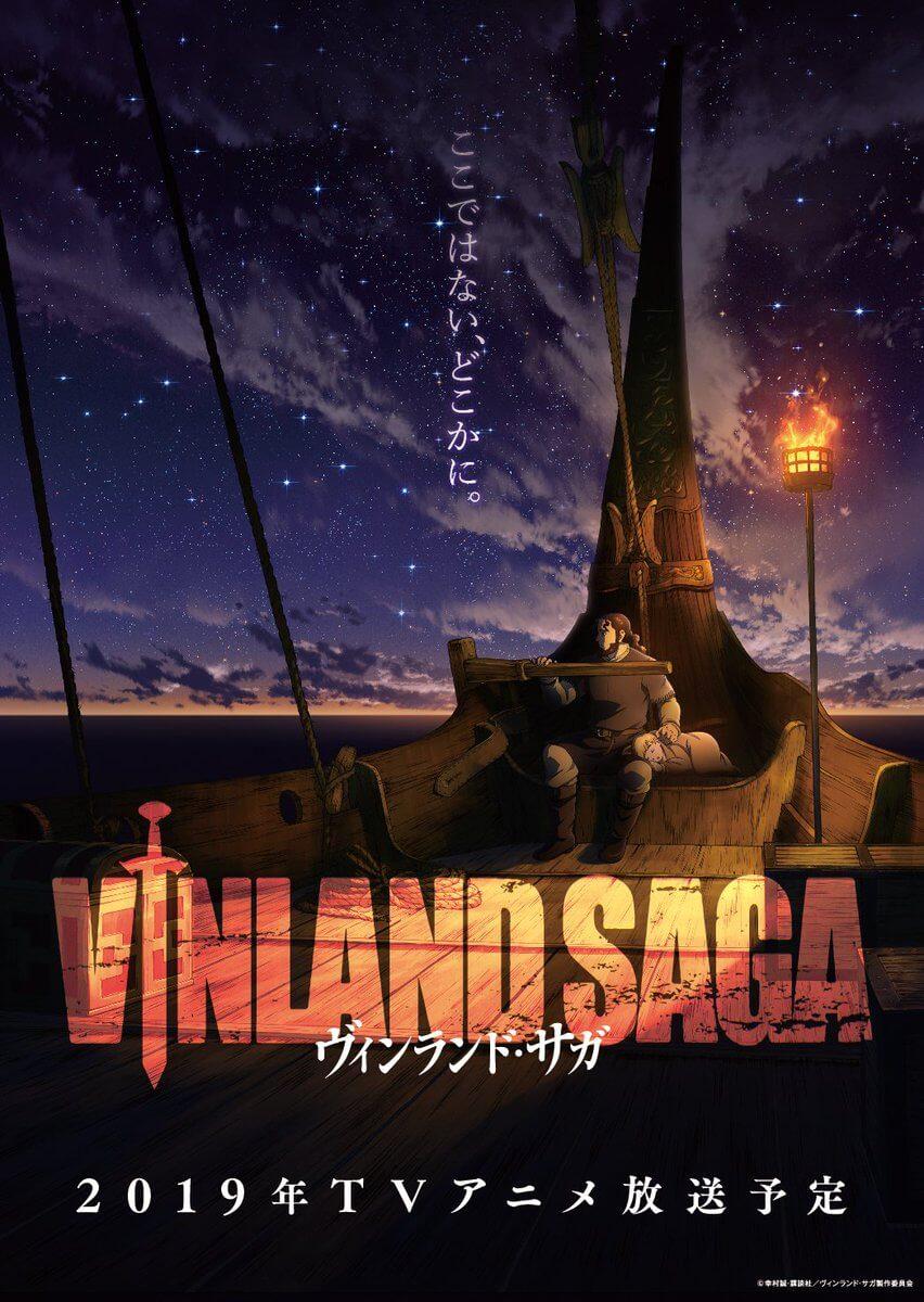 تقرير عن أنمي Vinland Saga