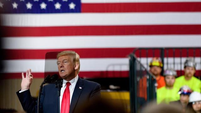 Trump arremete contra DACA y acusa a México de reírse de EEUU
