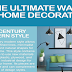 Ultimate Ways of Decorating Your Entire Home #infographic