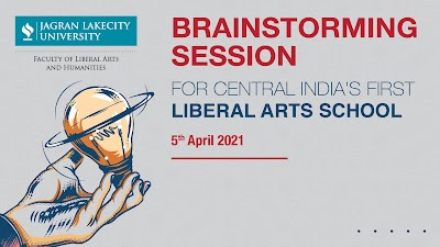 JLU Bhopal Organized Brainstorming Session to Draft Ideas  for Central India's First Liberal Arts School
