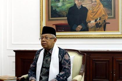 Wakil Presiden : Tetap Semangat Beribadah dari Rumah